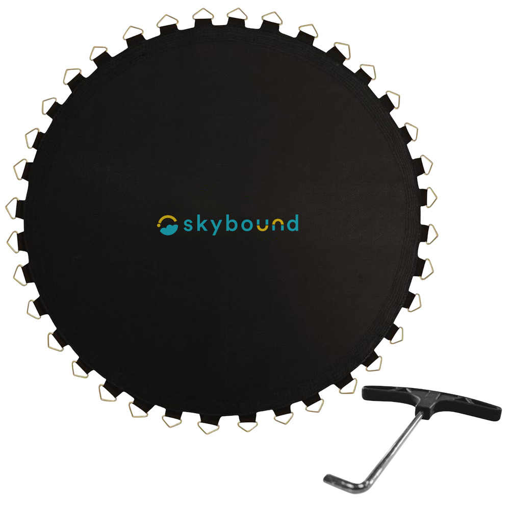Skybound 150 Quot Trampoline Mat W 72 V Rings Fits W 14