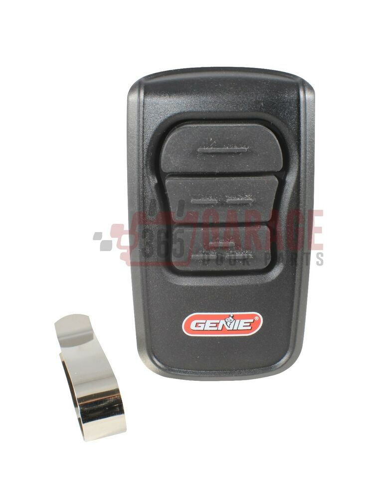 Genie gm t bx master universal garage door remote