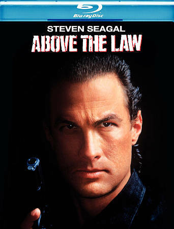 Above The Law Blu Ray Steven Seagal Pam Grier Sharon Stone ...