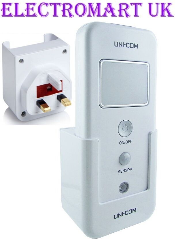 Emergency Pir Sensor Plug In Rechargeable Safety Security