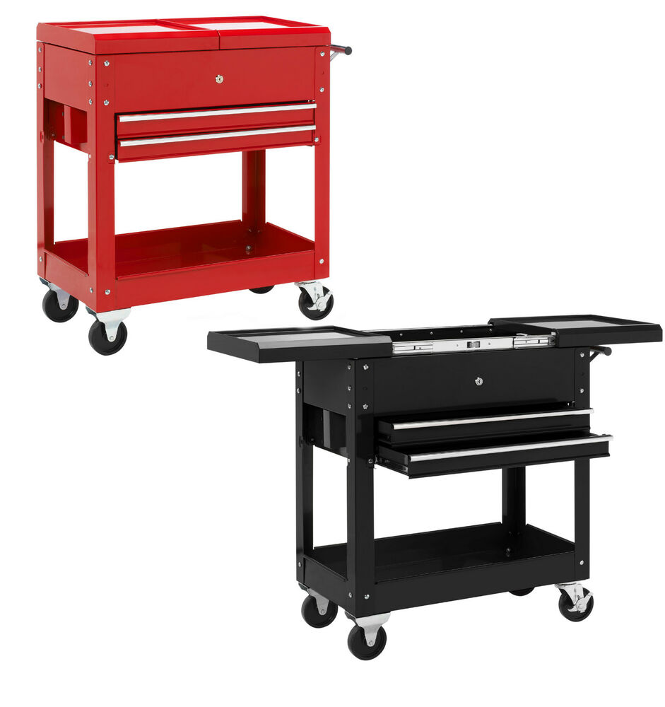 Heavy Duty Tools : Tool cart heavy duty workstation trolley ebay