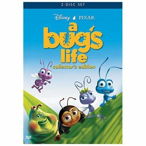 A Bug S Life Two Disc Collector S Edition Dvd