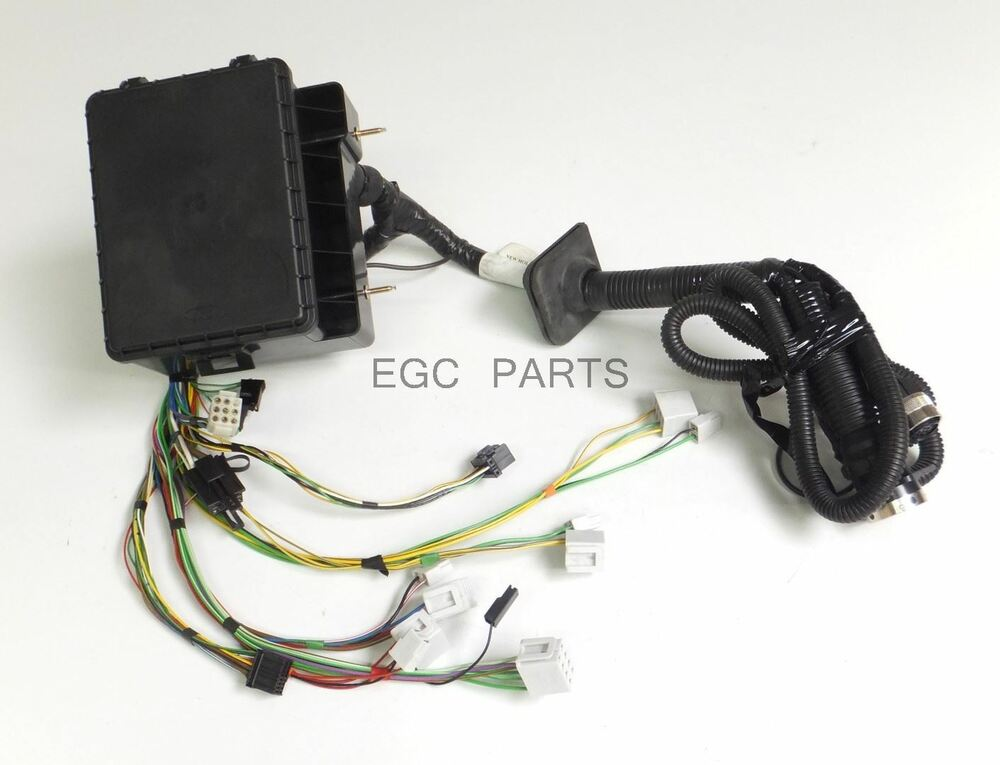 new holland 40 series tractor main rear wiring harness. Black Bedroom Furniture Sets. Home Design Ideas