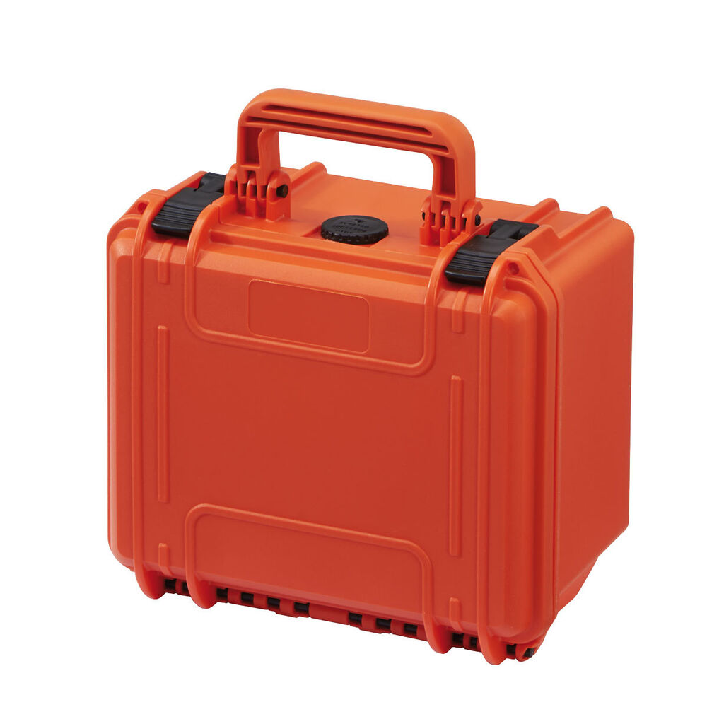 Watertight Tool Box Tractor : Small waterproof gear tool protective hard case box