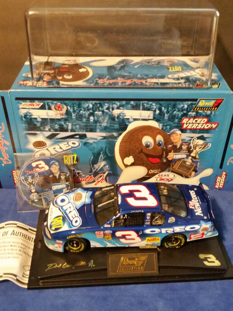 dale earnhardt jr 2002 1 24 3 oreo ritz raced versoin. Black Bedroom Furniture Sets. Home Design Ideas