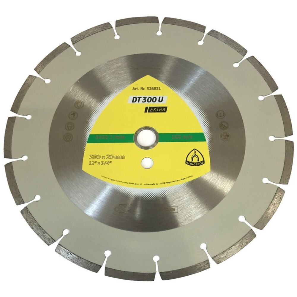 Diamond Cutting Disc For Concrete