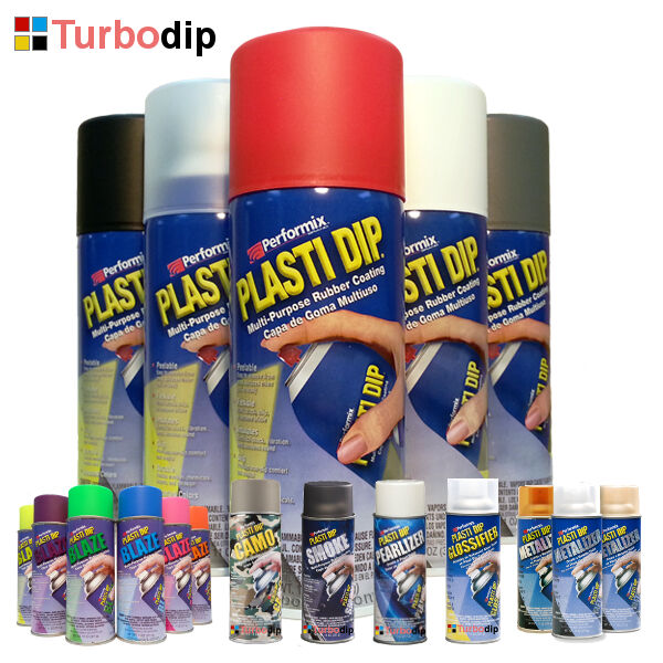 plastidip plasti dip paint spray aerosol spray performix all colors ebay. Black Bedroom Furniture Sets. Home Design Ideas