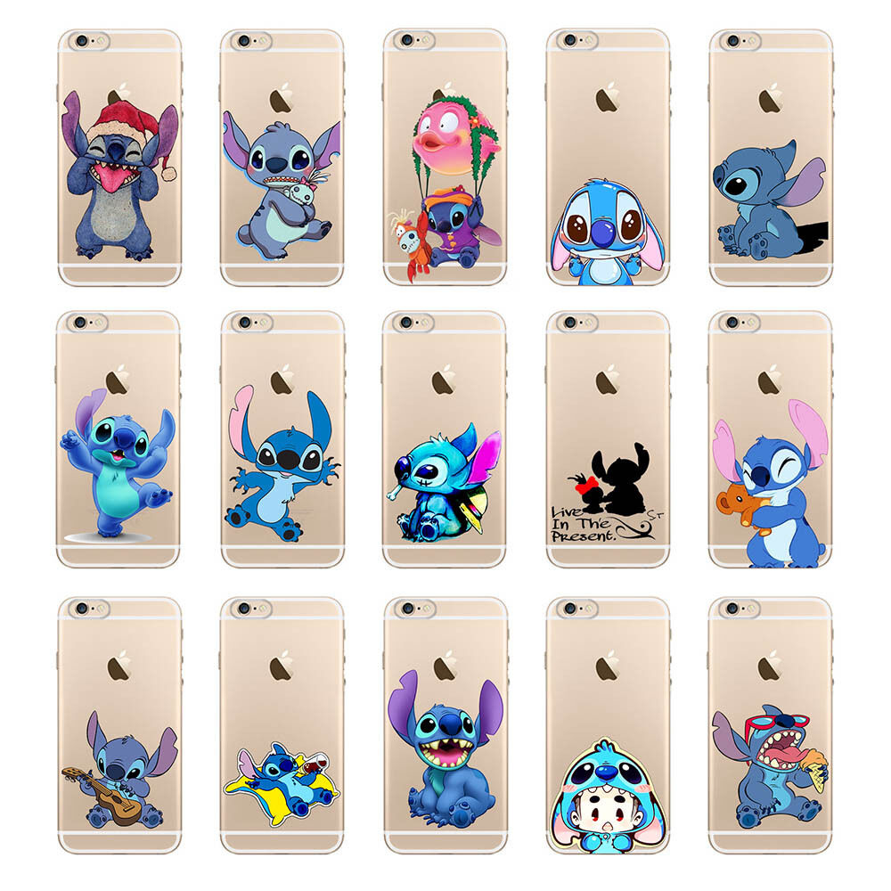 stitch phone case iphone 5s stitch pattern fashion back cover for apple 7987