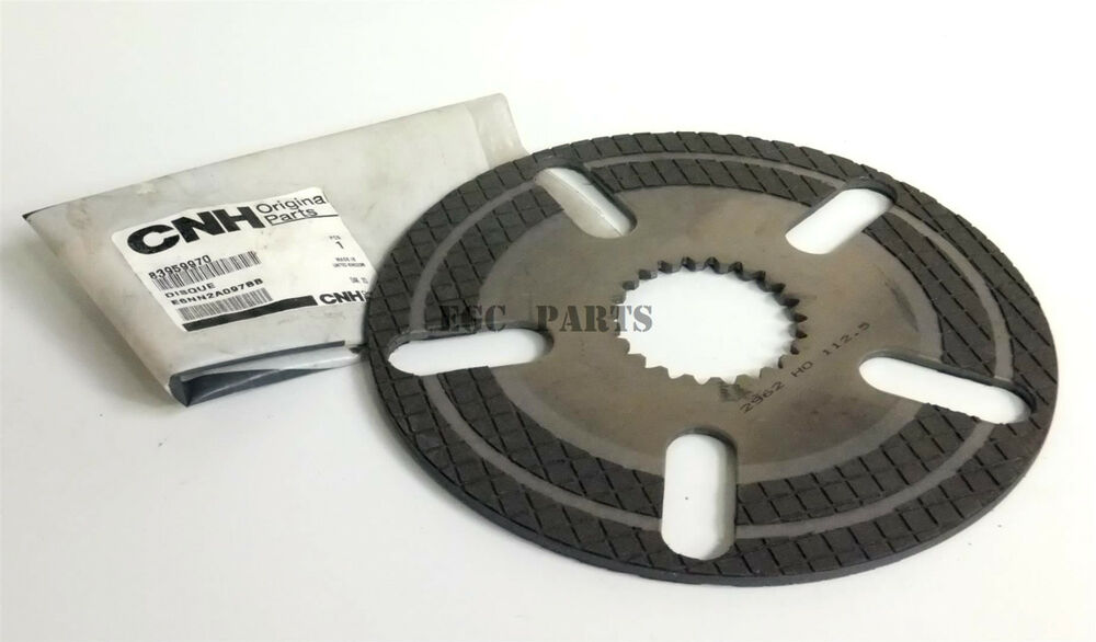 New Holland Ledger Plate : New holland tractor loader backhoe brake friction plate