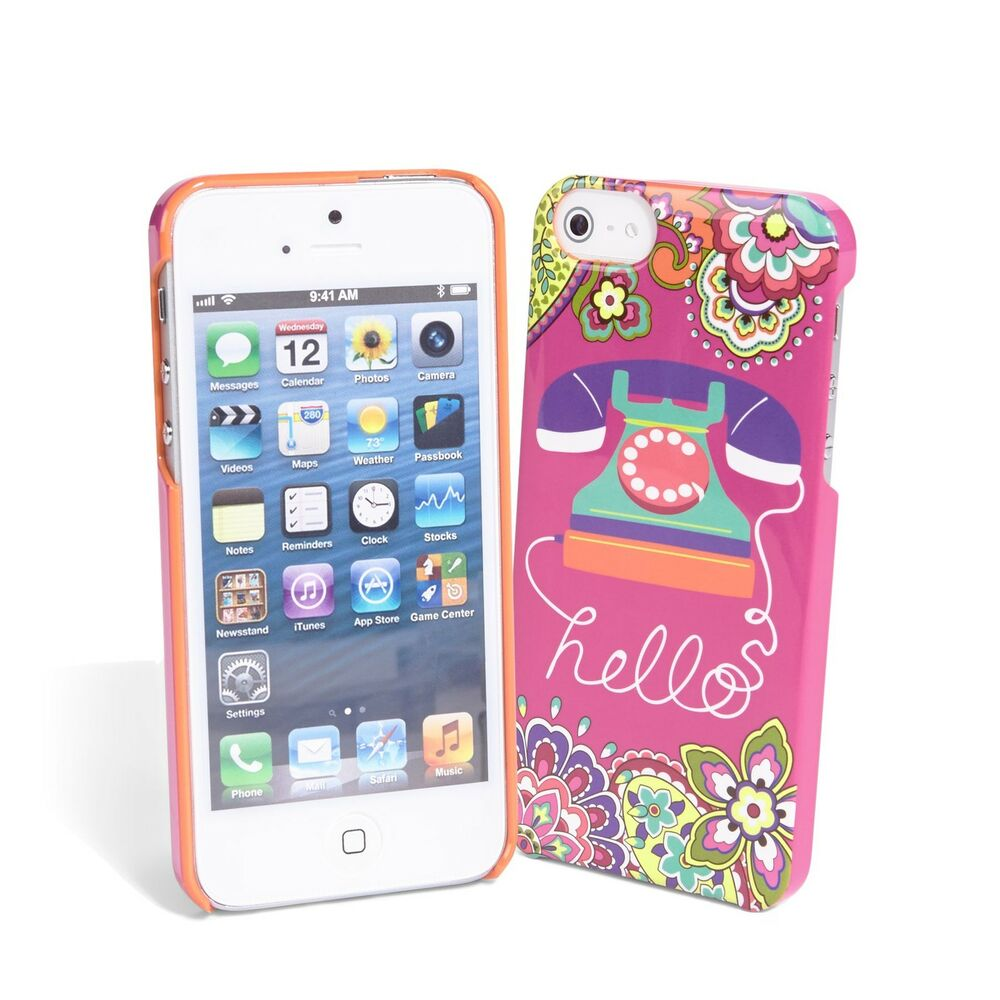 ebay iphone 5s cases vera bradley whimsy snap on phone for iphone 5 5s ebay 14041