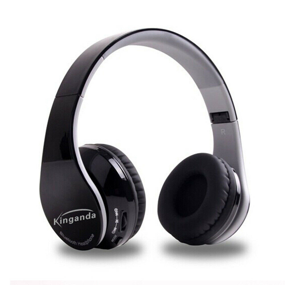 wireless bluetooth v4 1 headset stereo bluetooth earphone. Black Bedroom Furniture Sets. Home Design Ideas