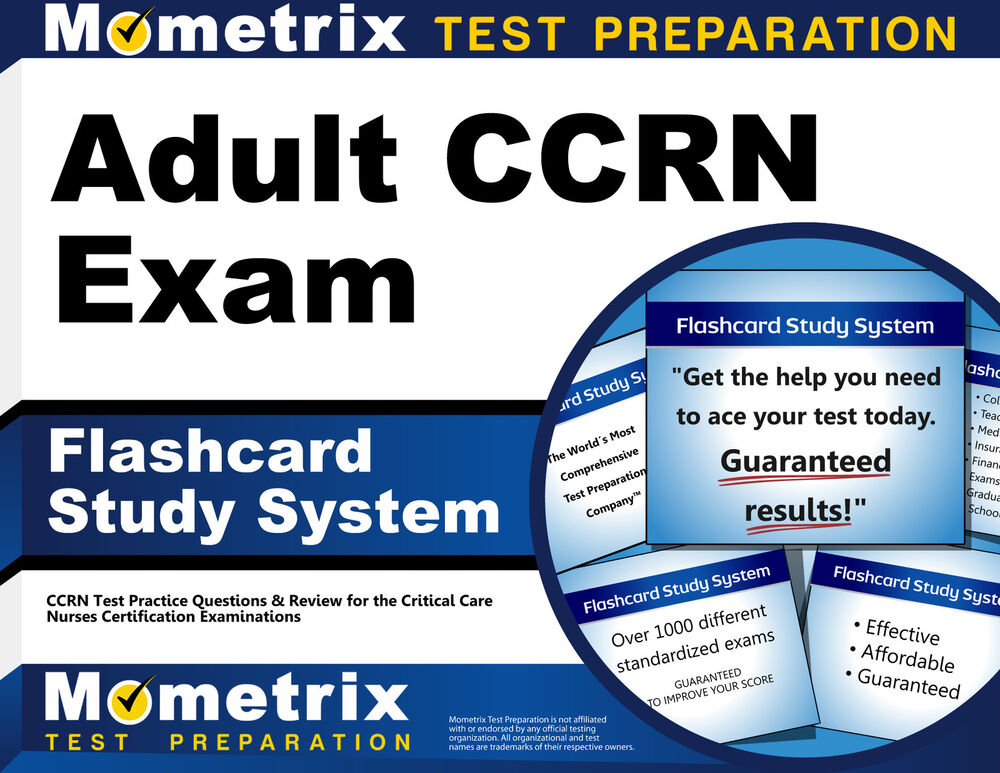 CCRN Question Bank (2019) | 1250+ Practice Questions ...