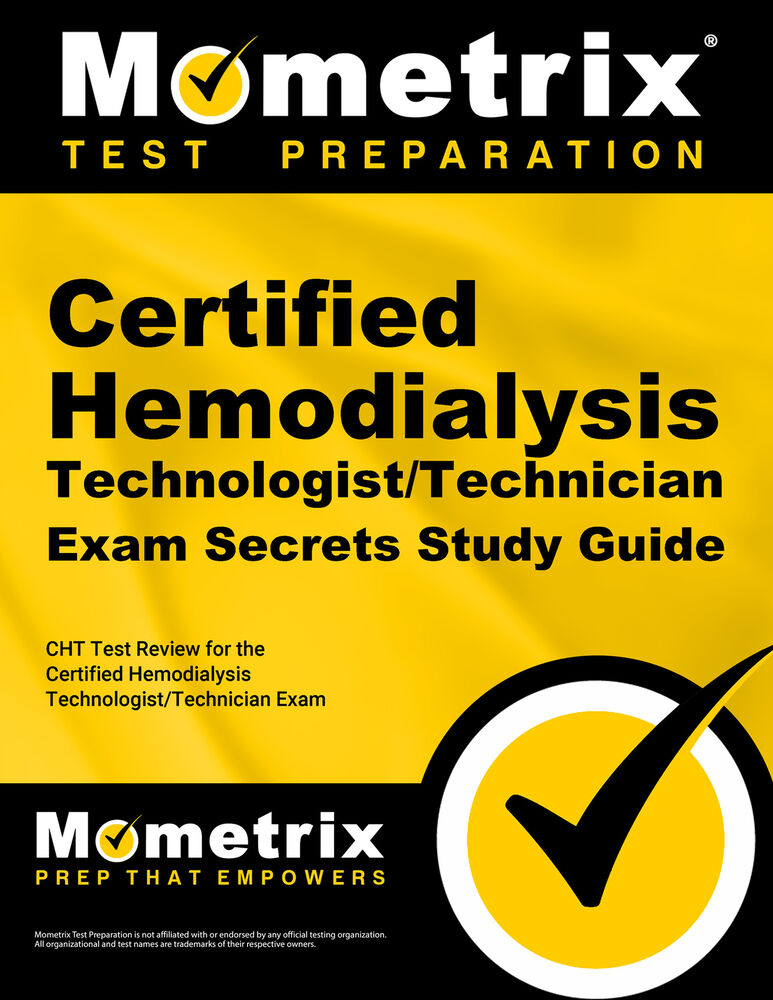 Study Guide for Dialysis Technologists Fifth Edition ...