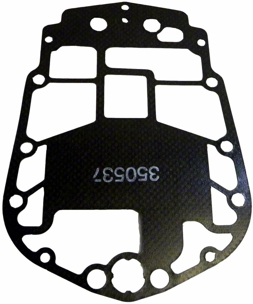 Wsm Outboard Johnson Evinrude 75 90 Hp 3 Cylinder E Tec 110 Looper Wiring Diagram Base Gasket