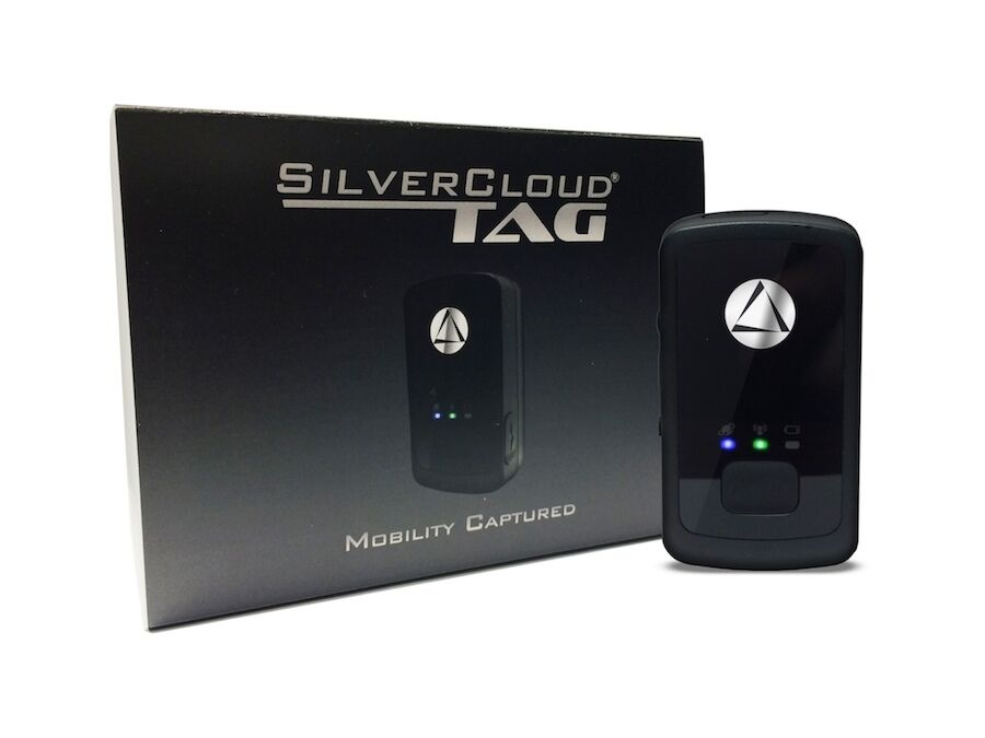Land Air Sea Silvercloud Tag Personal Vehicle Real Time