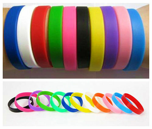 how to clean silicone wristbands