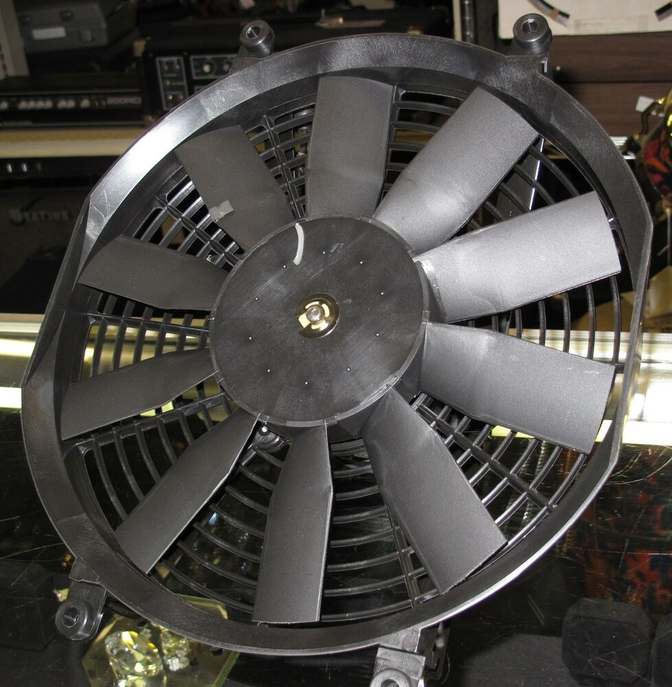 Military truck surplus 24 volt unimotor 12 inch push or for 12 inch window fan