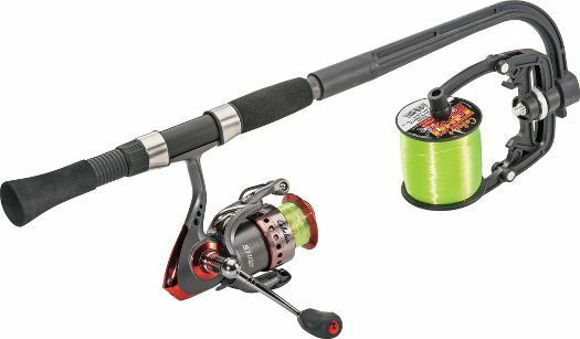Ultimate line winding system fishing reel line winder for Fishing line winder