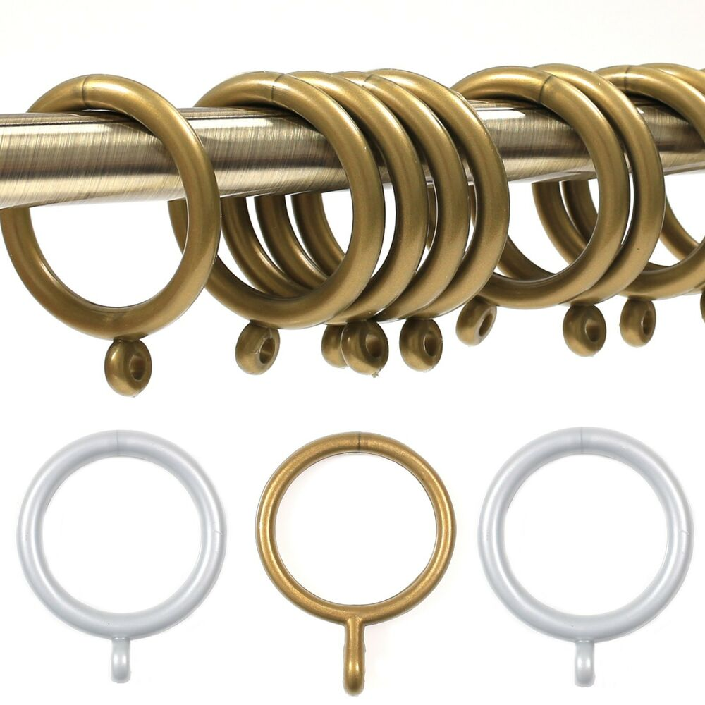 Curtain hooks rings