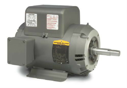 Jml1509t 7 5 hp 3450 rpm new baldor electric motor ebay for Vfd for 5hp motor