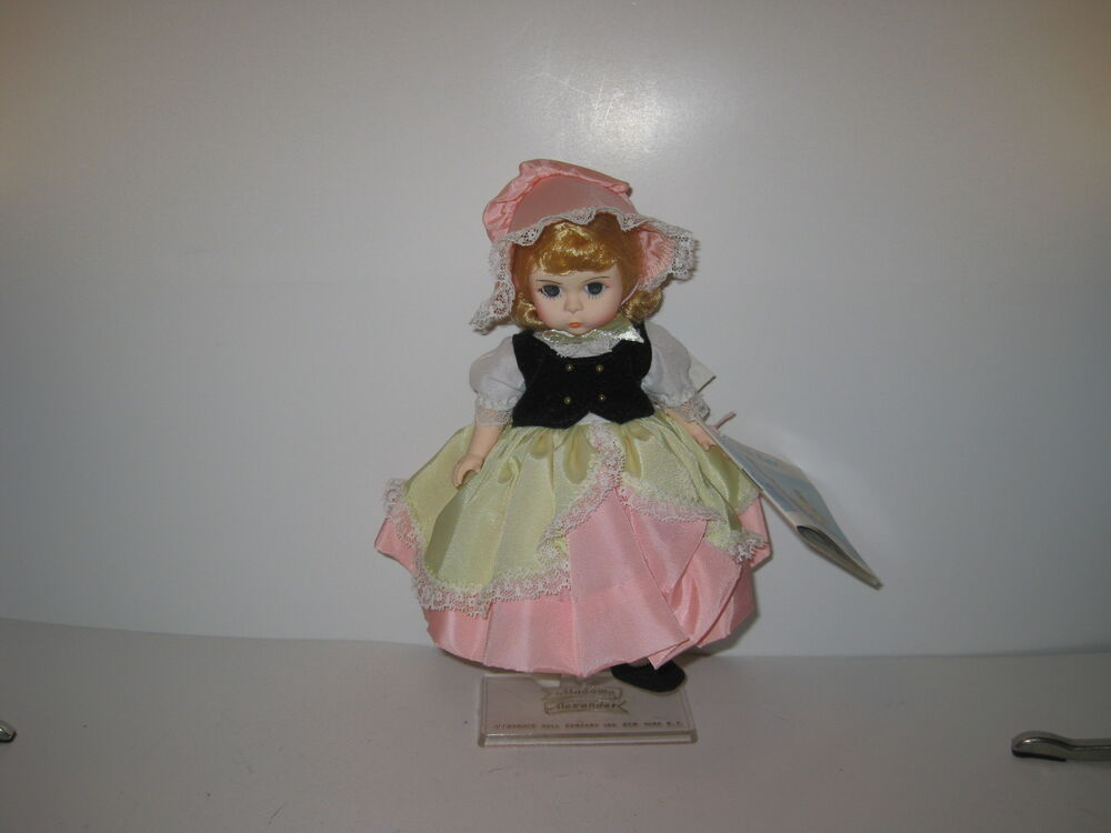 Madame Alexander Doll Retired Bo-Peep #483 In Original Box ...