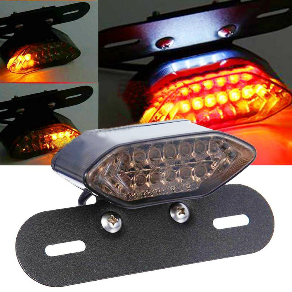 Just Led strip lights il motorcycle taillights