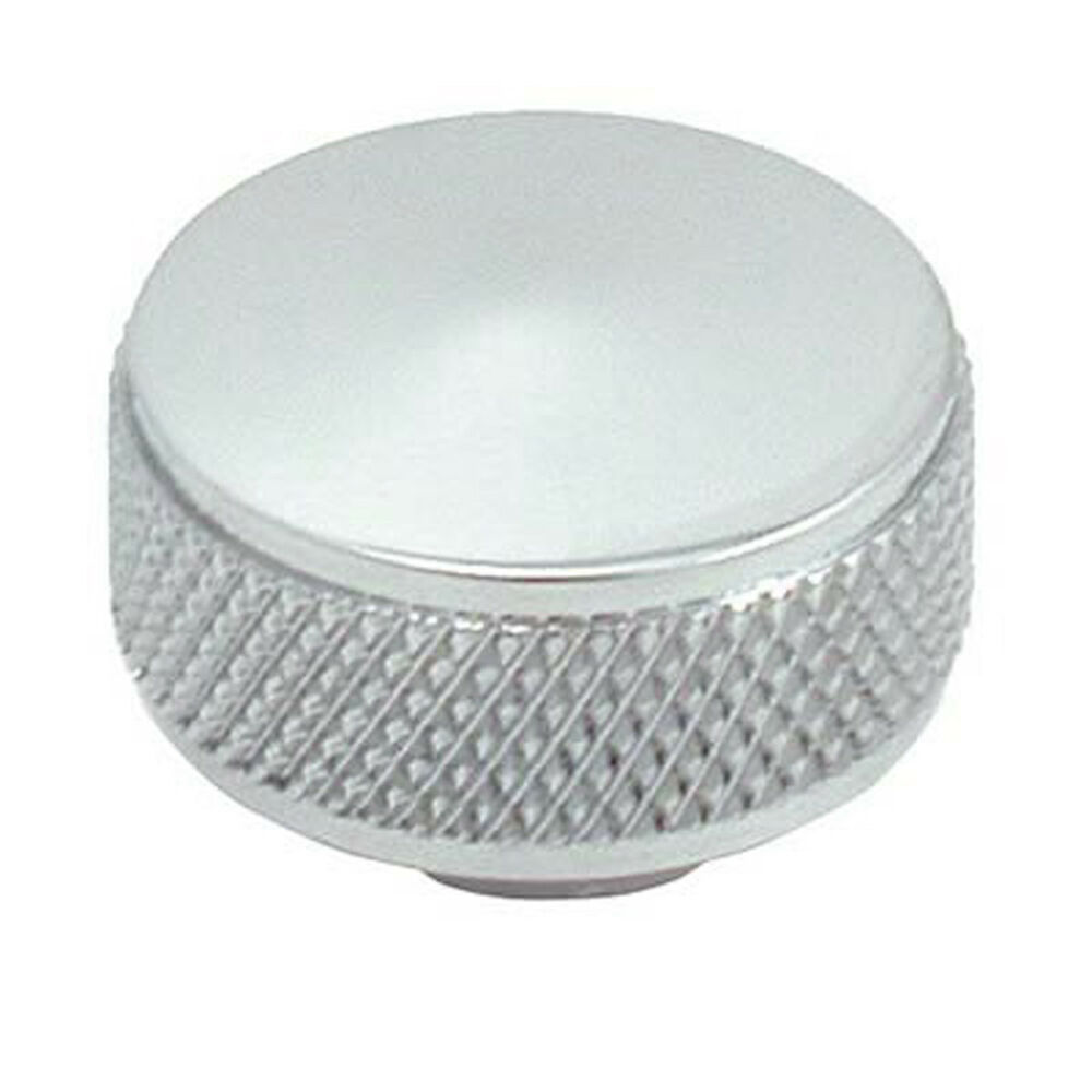 Air Cleaner Nut : Chrome knurled air cleaner wing nut thread chevy