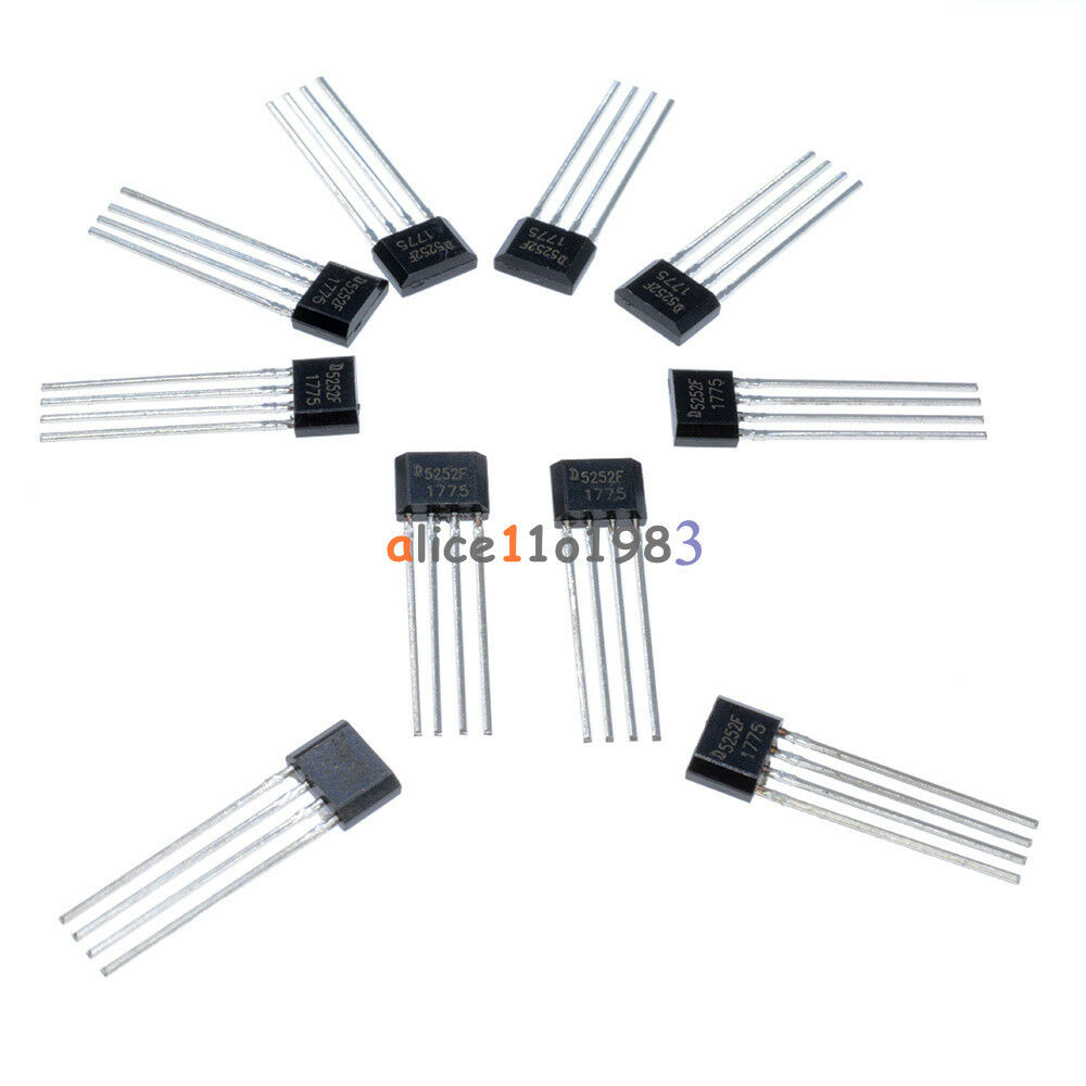 10pcs qx5252 5252f new and original ic driver to
