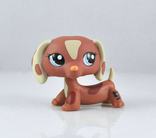 Dog Toys For Boys : Littlest pet shop dog collection child girl boy figure toy