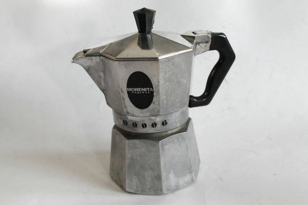 Automatic Drip Coffee Maker History : Vintage Italy Drip Coffee Maker MORENITA EXPRESS 1960 s eBay