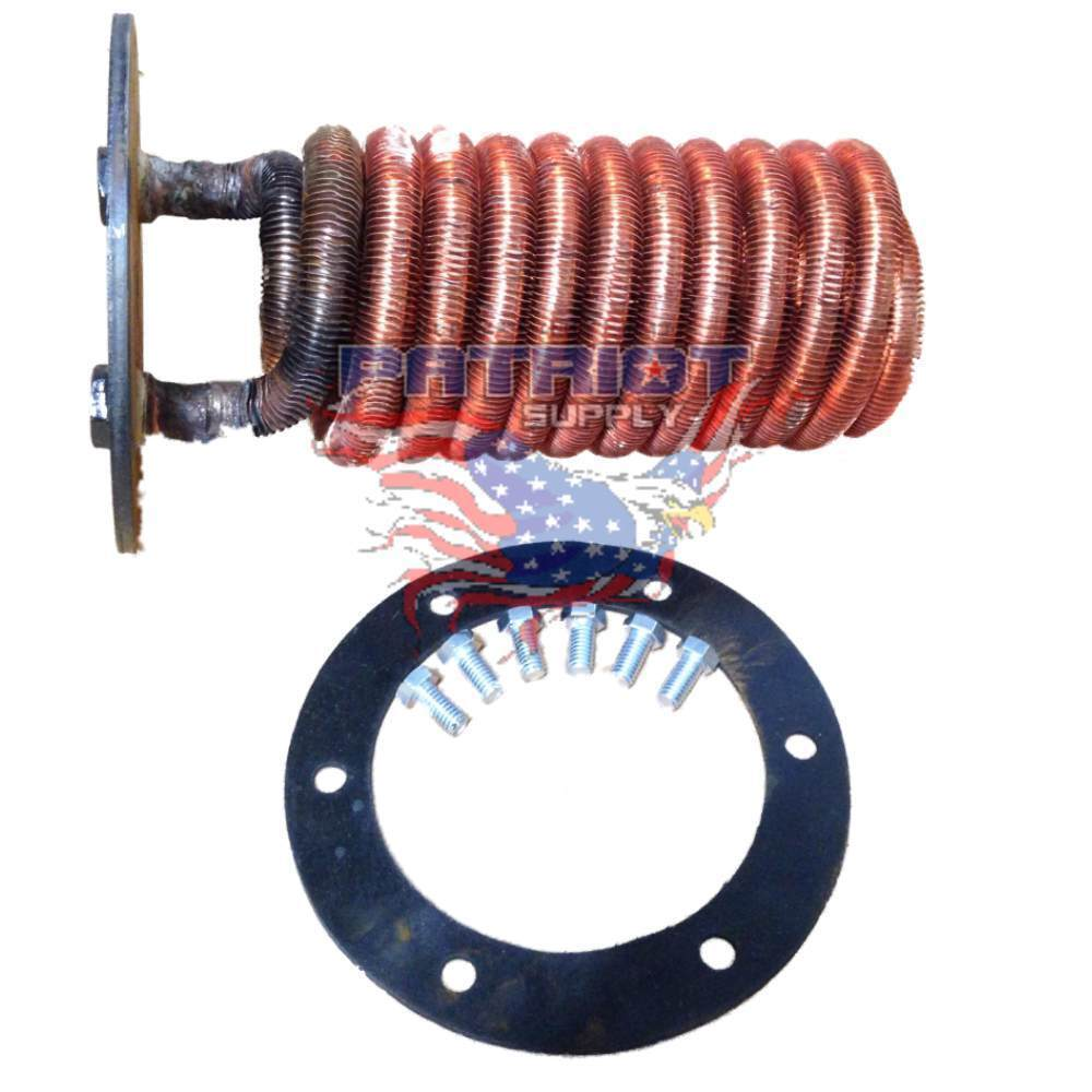 Coil For Boiler ~ Domestic tankless hot water coil for weil mclain and