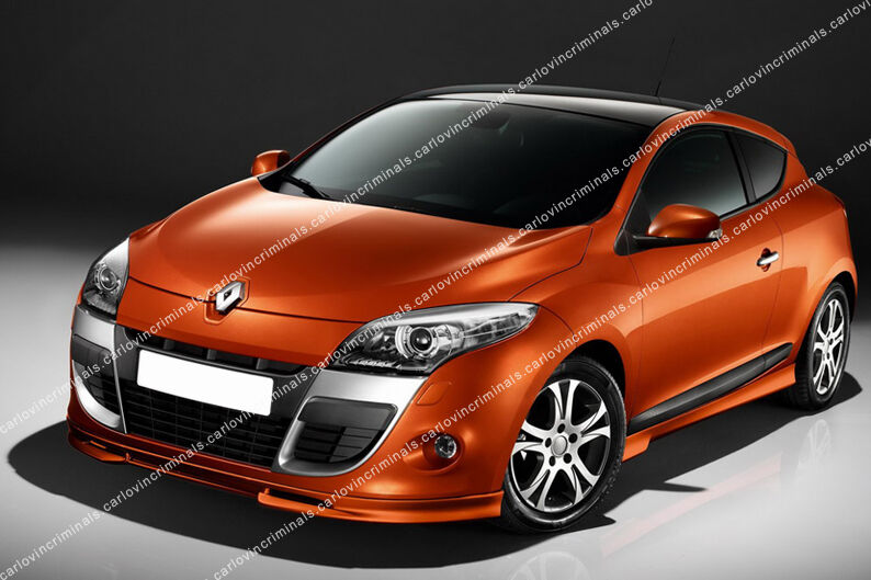 renault megane mk3 body kit bodykit ebay. Black Bedroom Furniture Sets. Home Design Ideas
