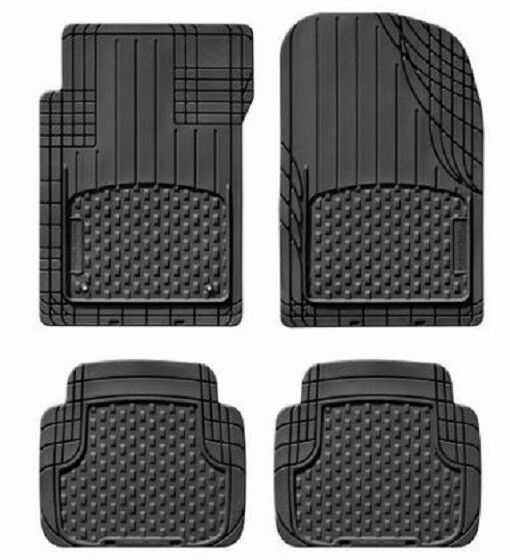 Weathertech Premium Trim To Fit 4 Piece Front And Rear