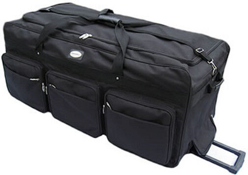 Large 42 Rolling Wheeled Duffel Bags Luggage Oversized Jumbo Heavy Duty 8999 184645000431 Ebay