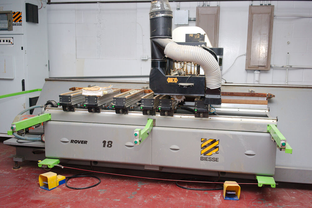 Biesse Rover 18 CNC Router | eBay