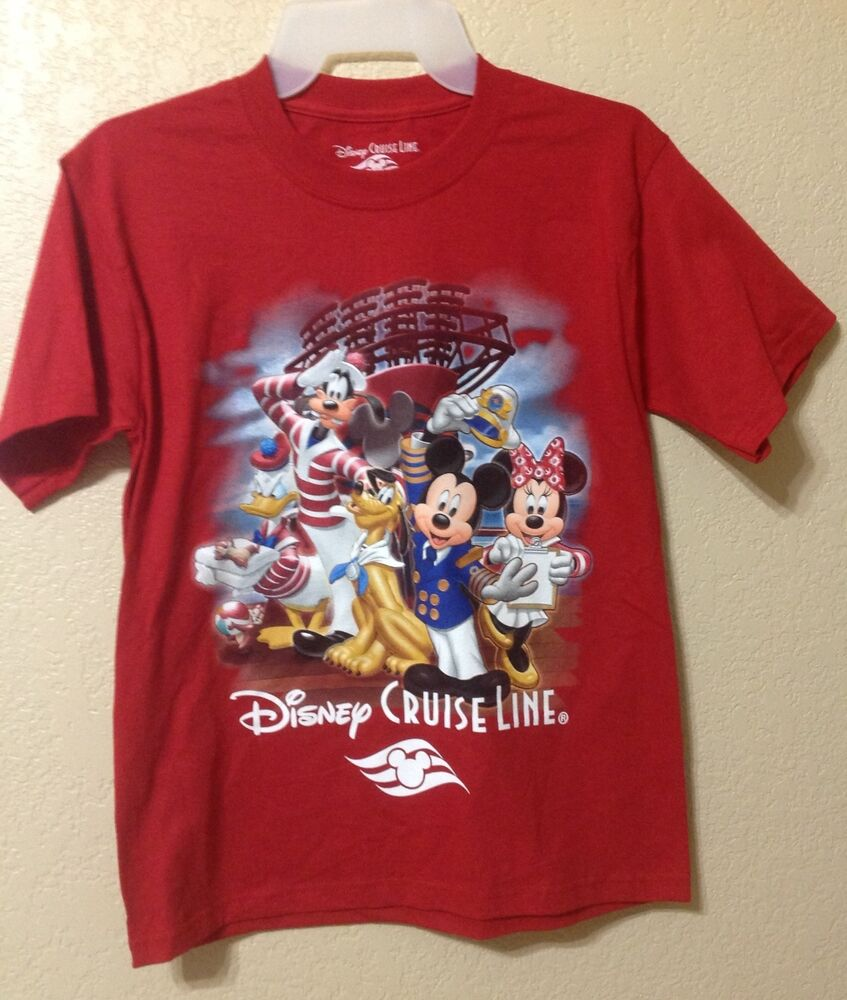 from disney cruise line mickey and friends t shirt boys. Black Bedroom Furniture Sets. Home Design Ideas