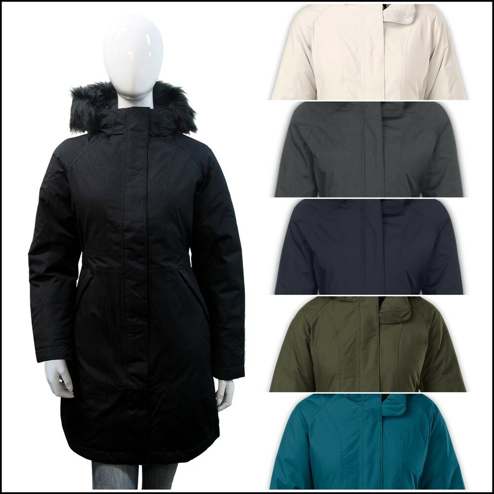 the north face women 39 s arctic down parka cc13 jacket. Black Bedroom Furniture Sets. Home Design Ideas