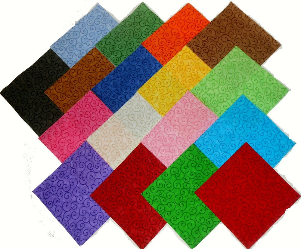 Layer Cake Quilt Square Patterns : 17 10