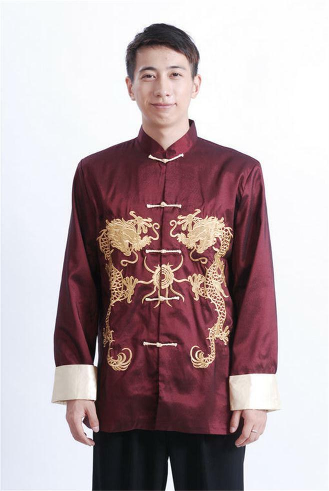 Chinese clothing for men and women