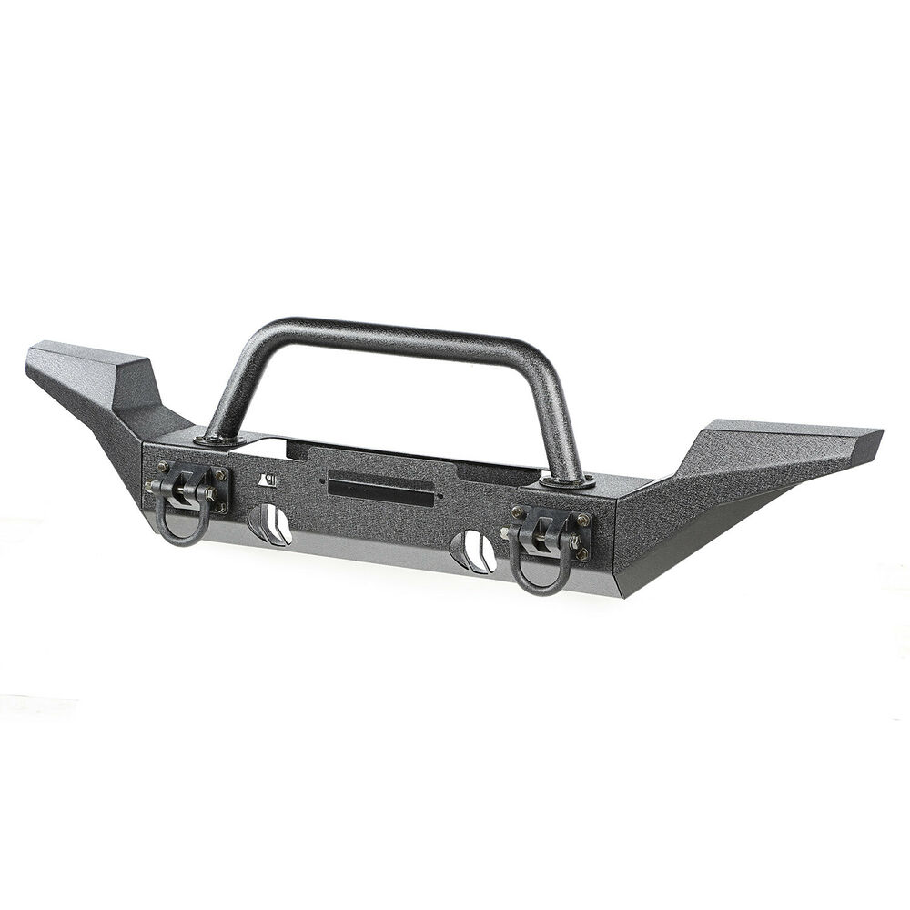 Front XHD Bumper Kit Over Rider High Clearance for Jeep Wrangler 07-18  11540.52 | eBay