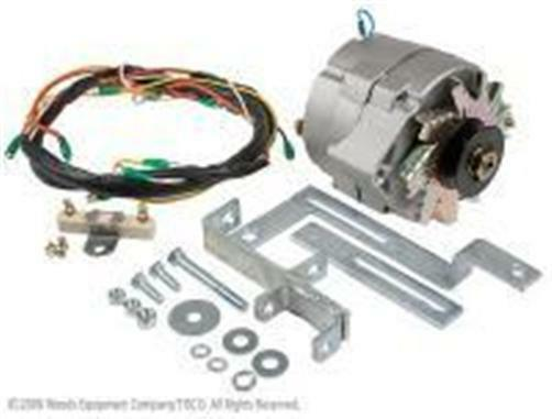Ford 8n Alternator Conversion : Ford n tractor side dist v alternator conversion kit