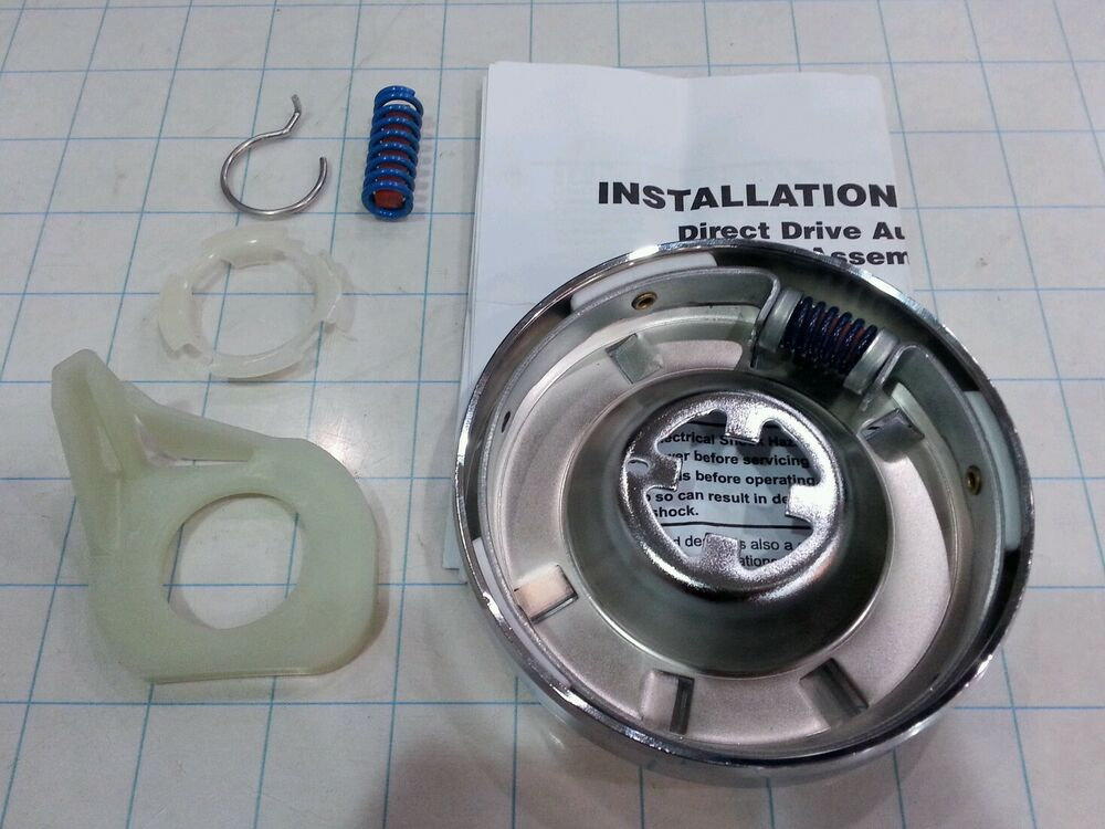 New whirlpool kenmore clutch kit assy 285785 ap3094537 ps334641 ebay - Whirlpool washer clutch replacement ...