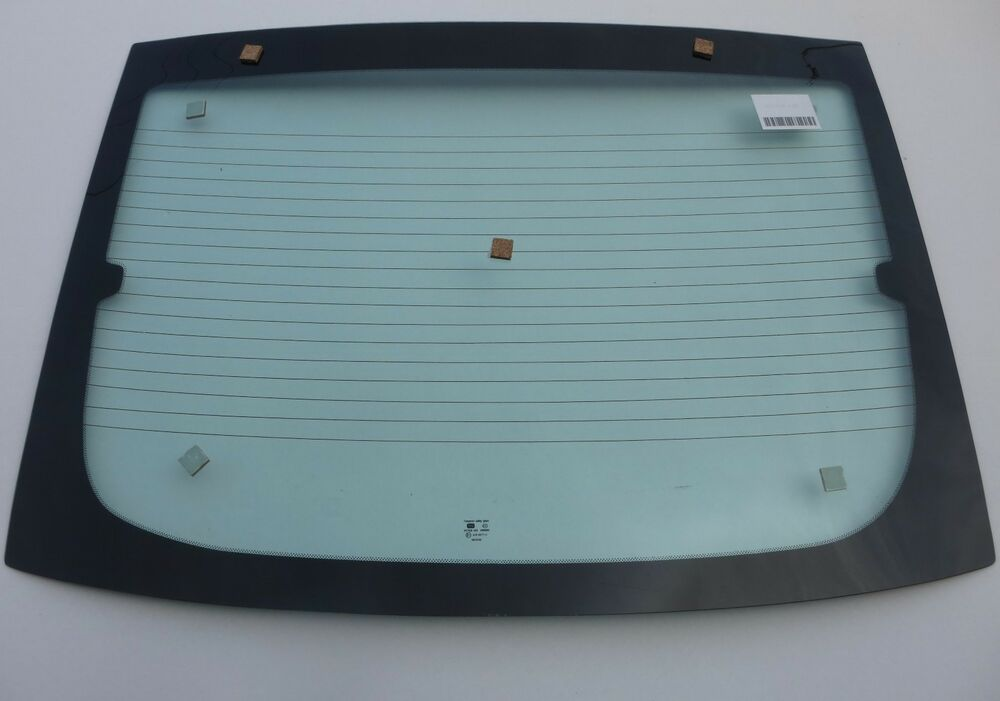 Fit 05 10 Ford Mustang 2 Door Coupe Rear Window Back Glass