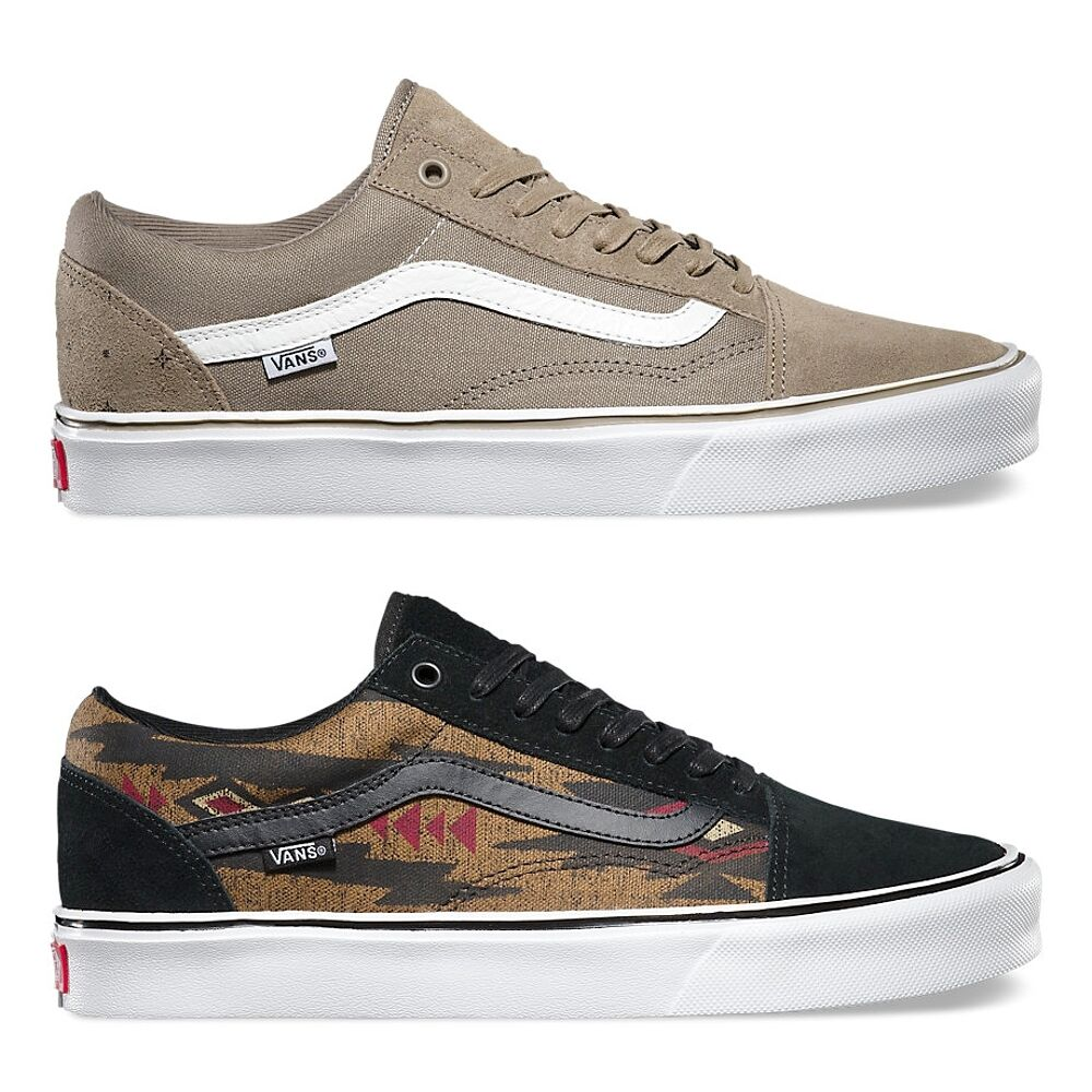 VANS Scarpe UOMO Shoes Old Skool Lite Classic SKATE Originali NUOVE New MENS 2