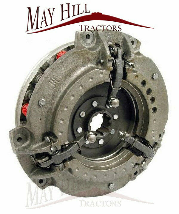 Tractor Clutch Assembly : Massey ferguson tractor clutch assembly dual quot
