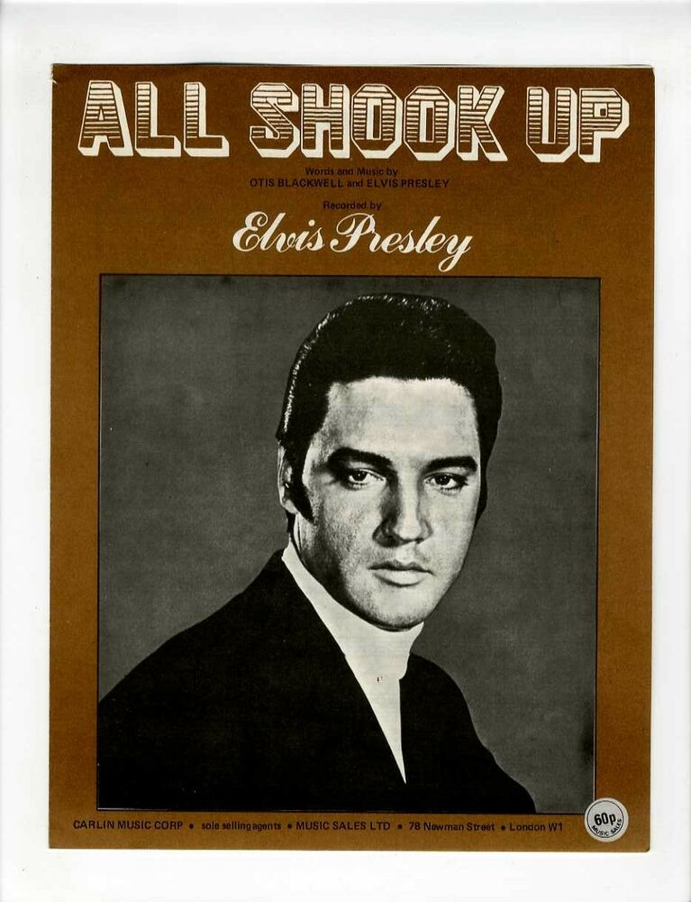 All shook up musical summary