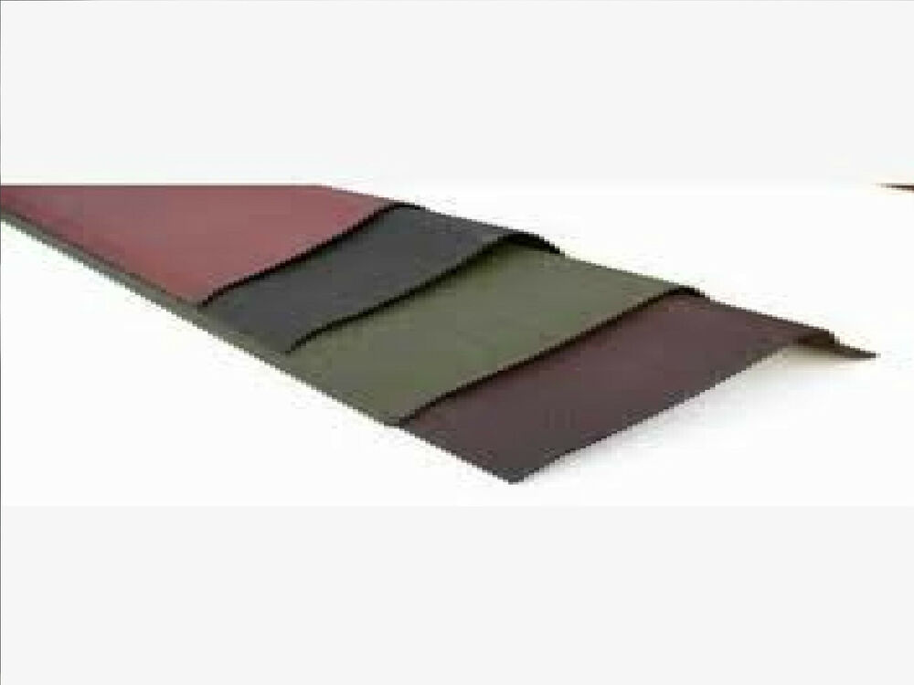 Green Onduline Verge Bitumen Roofing Sheets 1100mm Long Ebay