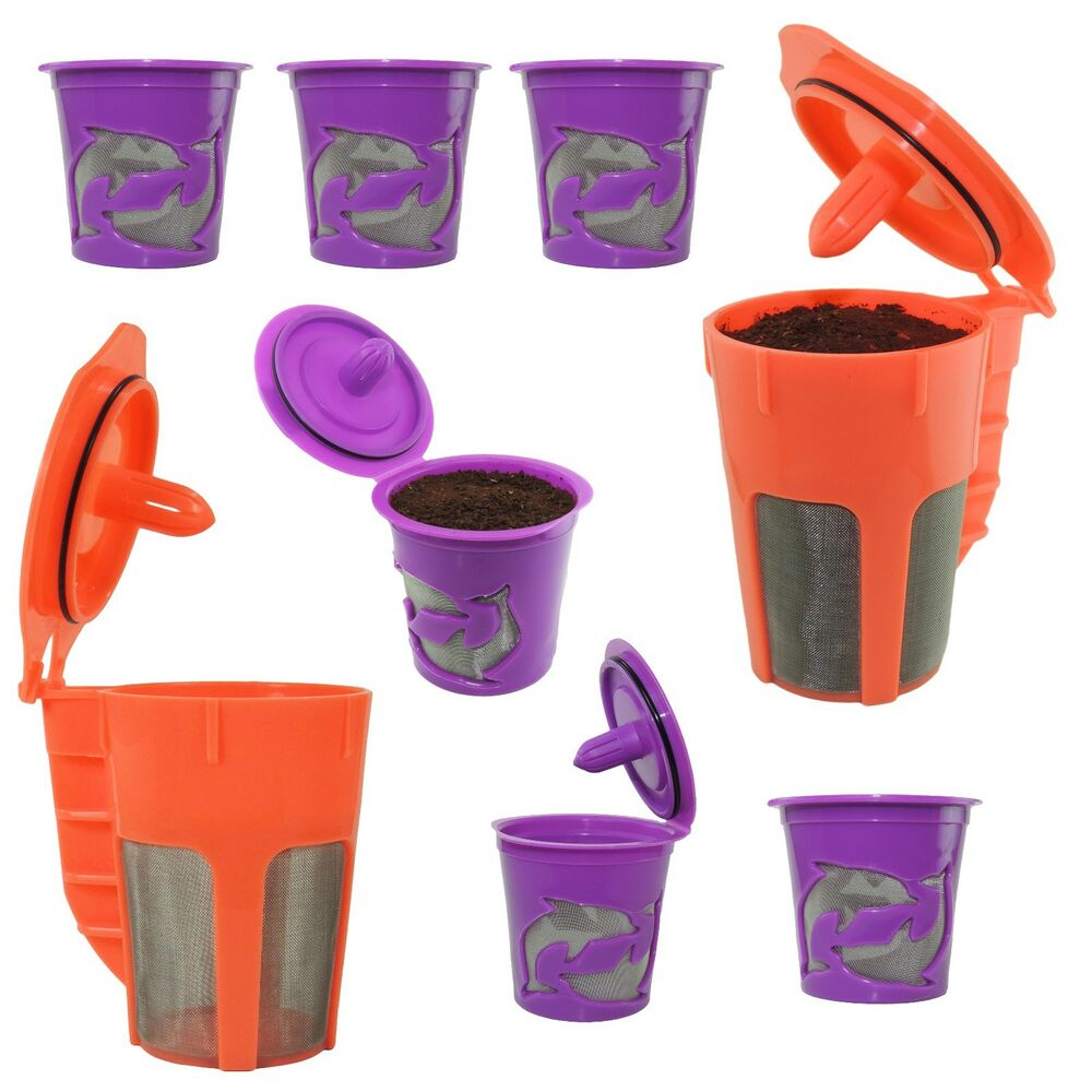 reusable k cup how to use