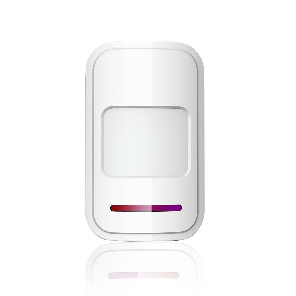 how to add a motion detector to smart alarm