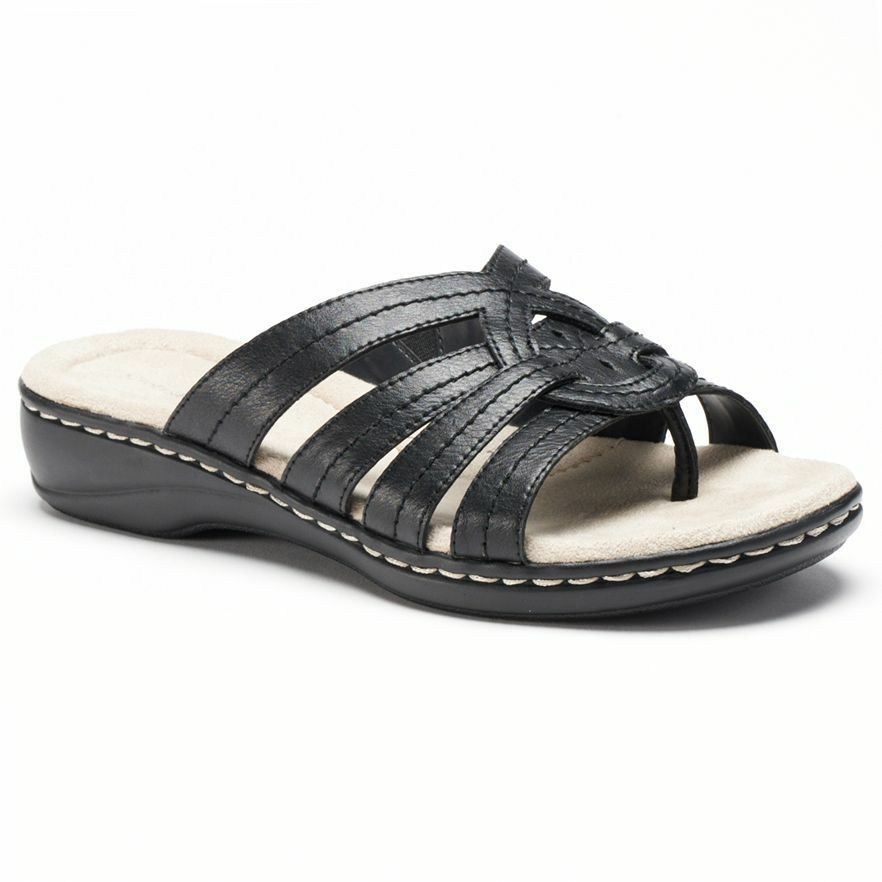 Croft And Barrow Womens Slip On Shoes